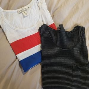 H&M Tank Top-Lot of 2